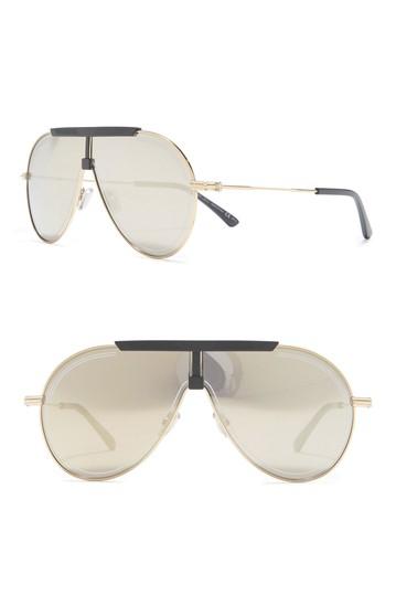 Солнцезащитные очки-авиаторы Eddy 66 мм Jimmy Choo