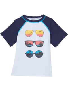 Солнцезащитные очки с графическим рисунком Rashguard (для младенцев / малышей / маленьких детей / старших детей) Appaman Kids