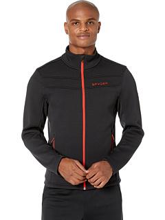 Флисовая куртка Encore на молнии во всю длину Spyder