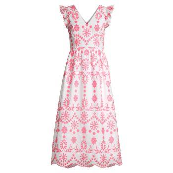 Миди-платье Lillyanne Lilly Pulitzer