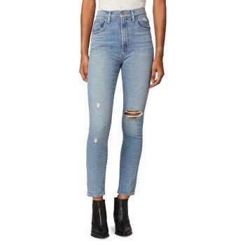 Рваные джинсы скинни The Raine Joe's Jeans