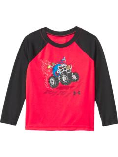 Футболка Monster Truck с длинным рукавом (для малышей) Under Armour Kids