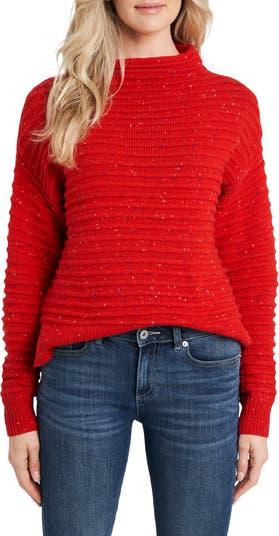 Speckled Ottoman Stitch Sweater CeCe