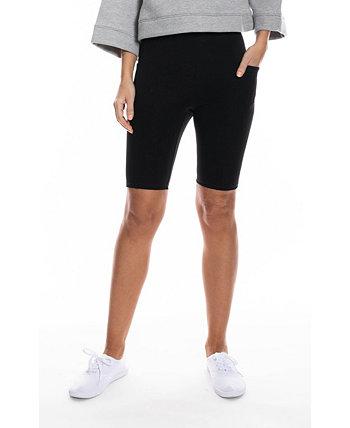 Женские байкерские шорты без застежки OAT