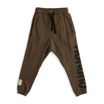 Little Boy's & amp; Мешковатые спортивные штаны для мальчиков с заниженным шаговым швом Nununu