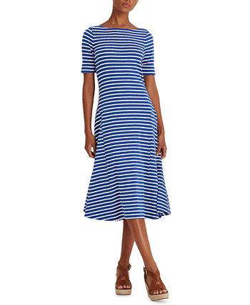 Платье Fit & Flare Ralph Lauren