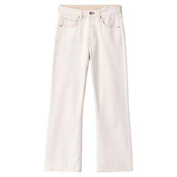 Укороченные расклешенные джинсы Maya с высокой посадкой Rag & bone