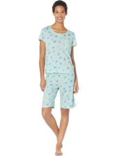 Short Sleeve Pullover Bermuda PJ Karen Neuburger