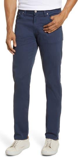 Роскошные брюки из твила зауженного кроя Bowery Citizens Of Humanity