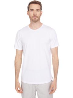 Идеальная футболка с короткими рукавами из джерси Hamlin THE NORMAL BRAND