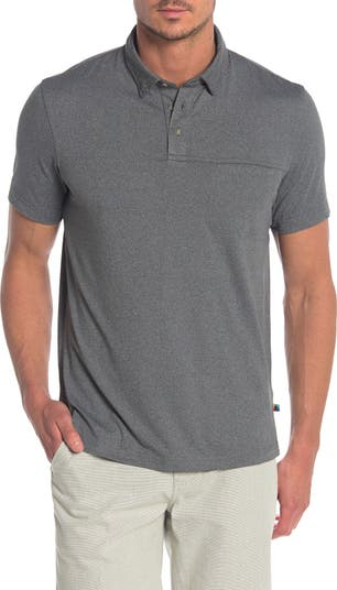 Рубашка поло из технологичного джерси UNION DENIM