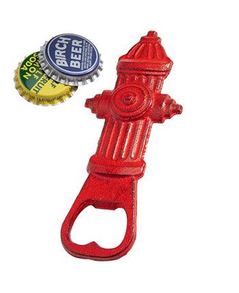 Открывалка для бутылок пожарного гидранта Design Toscano