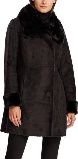Faux Shearling Jacket LAUREN Ralph Lauren