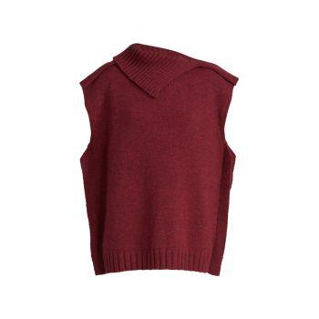 Knit Sleeveless Sweater MM6 Maison Margiela