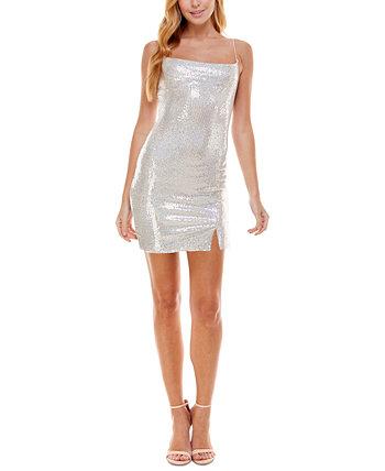 Юниорское платье-комбинация Disco Dot с хомутом City Studios