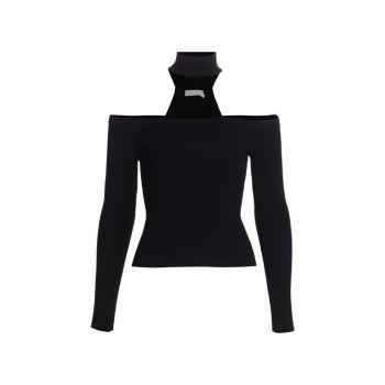 Блузка Lila с открытыми плечами Jonathan Simkhai