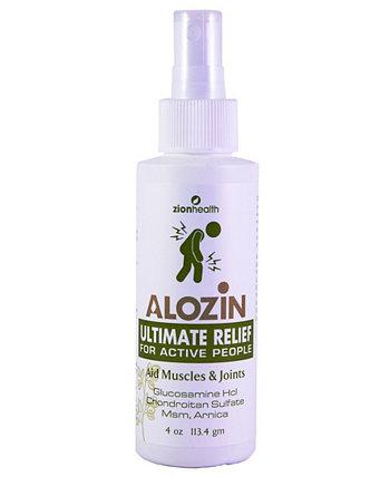 Алозин обезболивающий спрей Zion Health