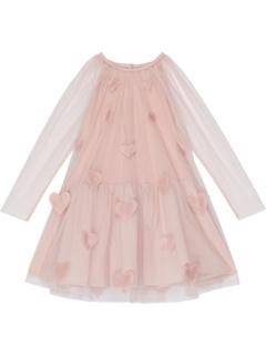 Платье из тюля 3-D Hearts (для малышей / маленьких детей / детей старшего возраста) Stella McCartney Kids