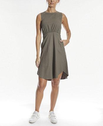 Женское платье с круглым вырезом OAT