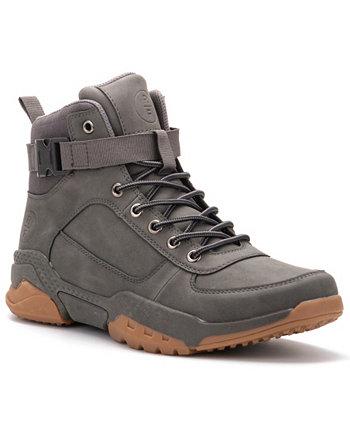 Мужские кроссовки Preston со средним верхом New York Reserved Footwear