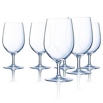 Универсальное стекло Domaine Stemmed - набор из 6 штук Chef & Sommelier