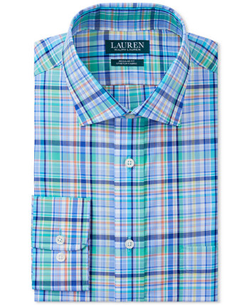 Мужская классическая рубашка Ultraflex Performance в клетку Ralph Lauren