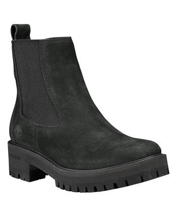 Женские ботинки челси с выступом на выступе Courmayeur Valley Timberland