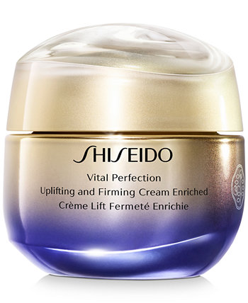 Vital Perfection Uplifting & Firming Cream Enriched, 1,7 унции. Shiseido
