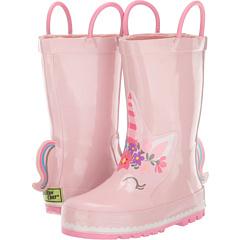 Unity Unicorn Rain Boot (Малыш / Маленький ребенок / Большой ребенок) Western Chief Kids