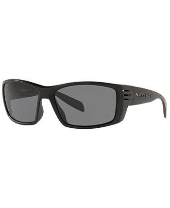 Мужские поляризованные солнцезащитные очки Native, XD9019 61 Native Eyewear