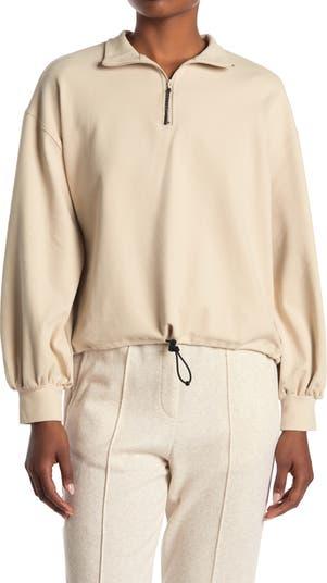 Пуловер с завязками на шнуровке без застежки MELLODAY