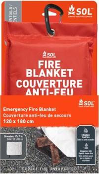 Fire Blanket SOL