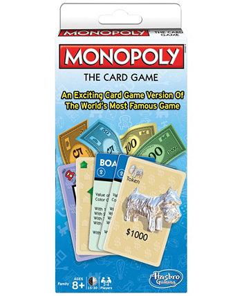 Монополия - карточная игра Winning Moves