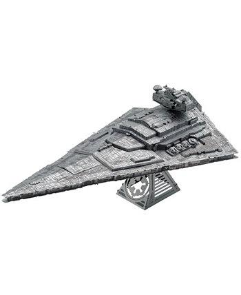 Набор для 3D-модели Metal Earth Iconx - Звездные войны: Имперский звездный разрушитель Fascinations