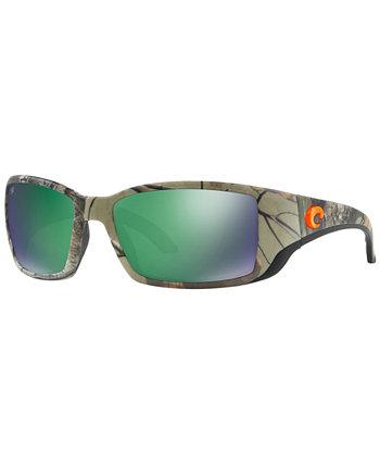 Поляризованные солнцезащитные очки, CDM BLACKFIN 62 COSTA DEL MAR