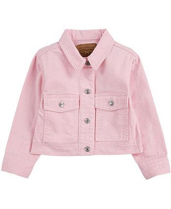Куртка-дальнобойщик для больших девочек Levi's®