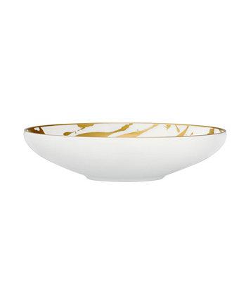 Raptures Gold Fruit Bowl Noritake
