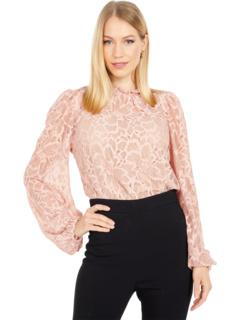 Кружевная блуза Tolland с оборками на воротнике WAYF