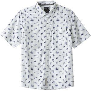 Рубашка с коротким рукавом KAVU Festaruski KAVU