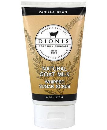 Сахарный скраб, ваниль Dionis