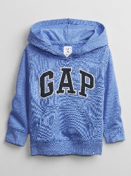 Худи с логотипом Toddler Gap Gap Factory
