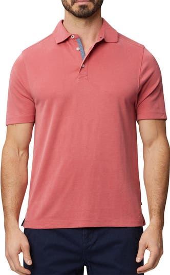 Однотонная рубашка-поло Rainforest