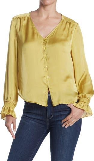 Блуза Karney с эластичными оборками и манжетами Velvet Heart