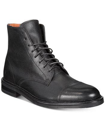 Мужские ботинки Seth с капюшоном на шнуровке, созданные для Macy's Frye