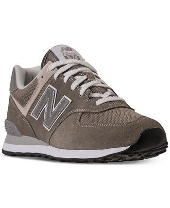 Мужские кроссовки 574 Casual от Finish Line New Balance