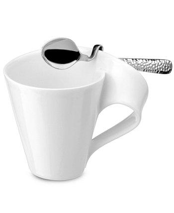 Серебряная кофейная ложка New Wave Caffe Villeroy & Boch