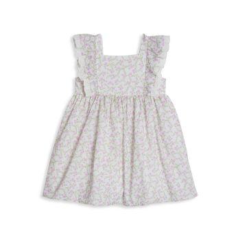 Детские & amp; Little Girl's Pippa & amp; Платье-сарафан Julie Ditsy с цветочным принтом Pippa & Julie