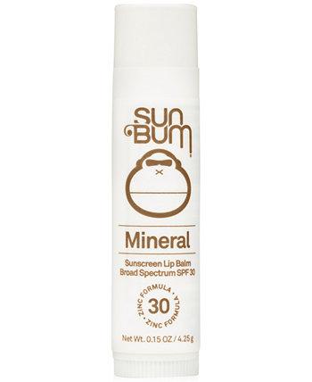 Минеральный солнцезащитный бальзам для губ SPF 30 Sun Bum