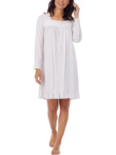 Long Sleeve Short Gown Eileen West
