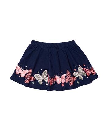 Toddler Girls Graphic Hem Skirt Epic Threads